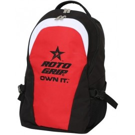 ROTO GRIP BACK PACK RED BLACK WHITE