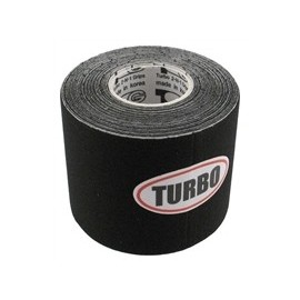 Protection tape black (rol/rouleau 2 inch) Turbo