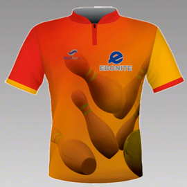 JERSEY FUNBOWL EBONITE PIN YELLOW - HOMME