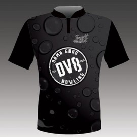 BOWLFUN JERSEY DV8 POWER BLACK - DAME