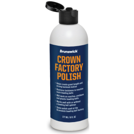 BRUNSWICK CROWN FACTORY POLISH - 6 OZ