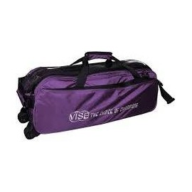 VISE 3 BALL TOTE PURPLE