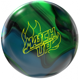 STORM MATCH UP SOLID BLACK AQUA LIME