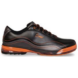 HAMMER SHOES FORCE MEN BLACK CARBON ORANGE