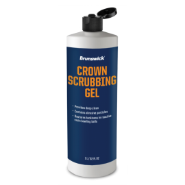 BRUNSWICK CROWN SCRUBBING GEL - 6 OZ