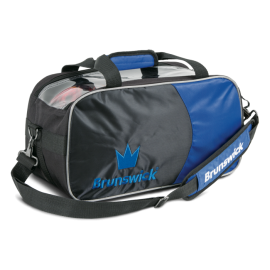 BRUNSWICK TOURNAMENT DOUBLE TOTE ROYAL