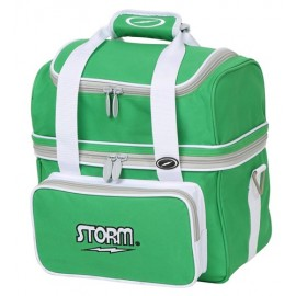 STORM BAG 1 BALL FLIP TOTE GREEN WHITE