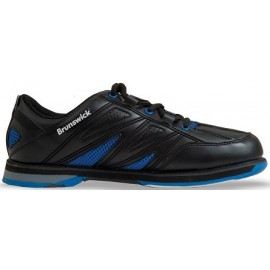 BRUNSWICK MENS WARRIOR BLACK ROYAL