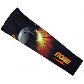 BOWLFUN COMPRESSION SLEEVE STORM STRIKE BLACK