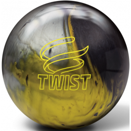 BRUNSWICK TWIST BLACK GOLD SILVER