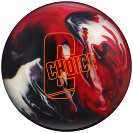 EBONITE CHOICE BLACK RED WHITE