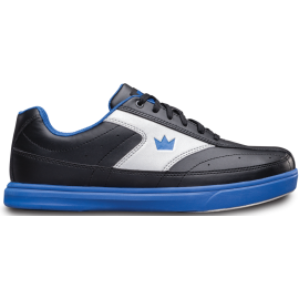 BRUNSWICK SHOES MEN'S RENEGADE BLACK-ROYAL
