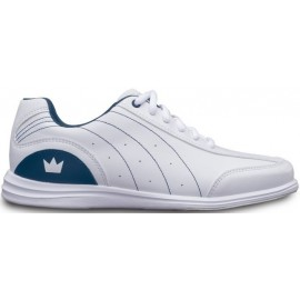 BRUNSWICK SHOES WOMEN WHITE NAVY