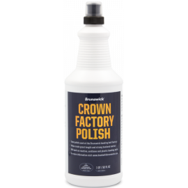 BRUNSWICK CROWN FACTORY COMPOUND - 32 OZ