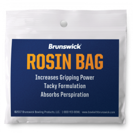 BRUNSWICK ROSIN BAG
