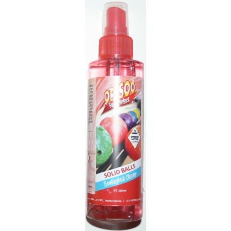 OFFSOO RED PERFECT BOWLING BALL CLEANER 200ml