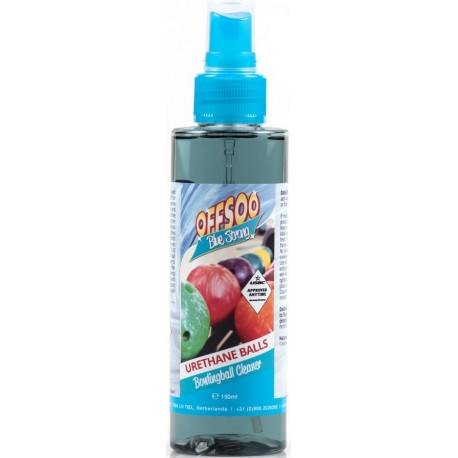 OFFSOO BLUE STRONG BOWLING BALL CLEANER 200ml