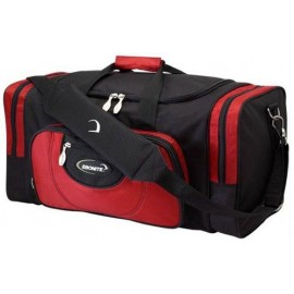 EBONITE BAG CONQUEST DOUBLE TOTE RED