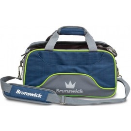BRUNSWICK TOURNAMENT DELUXE 2-BALL TOTE