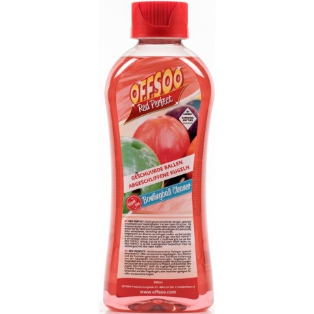 OFFSOO RED PERFECT BOWLING BALL CLEANER 300ml
