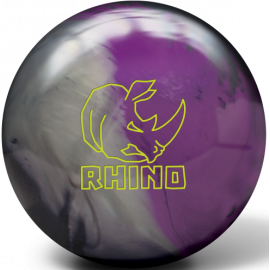 BRUNSWICK RHINO RED BLACK GOLD PEARL