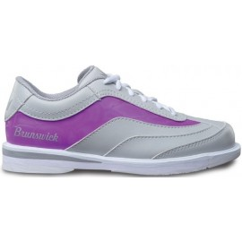 BRUNSWICK SHOES WOMEN INTRIGUE GREY - PURPLE RH