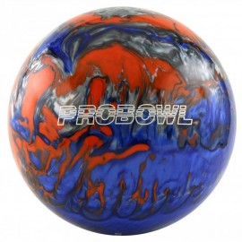 PRO BOWL BLUE ORANGE SILVER