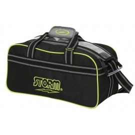 STORM 2-BALL TOTE GREY LIME