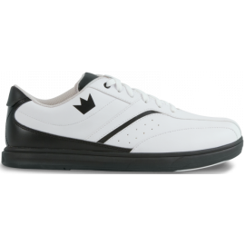 BRUNSWICK MEN'S SHOES VAPOR WHITE BLACK