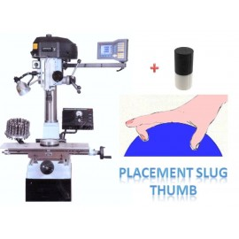 PLACEMENT SLUG THUMB IN010 (ACC. NON COMPRIS)