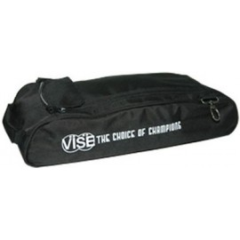 VISE SHOES BAG ADD-ON FOR 3 BALL TOTE BLACK