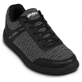 KR FLYER MESH BLACK STEEL MENS