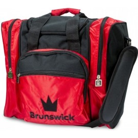 BRUNSWICK SINGLE BAG EDGE RED