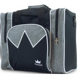 BRUNSWICK SINGLE BAG EDGE GREY WHITE