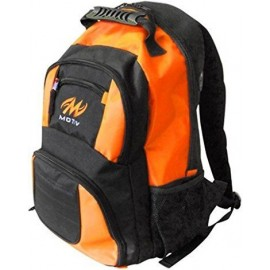 MOTIV ZIPLINE BACK PACK BLACK-ORANGE