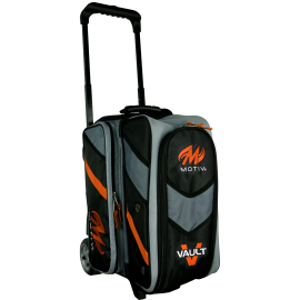 MOTIV VAULT 2-BALL ROLLER BLACK ORANGE