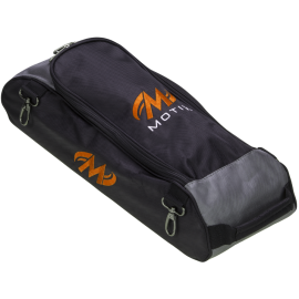 MOTIV BALLISTIX SHOE BAG FOR TRIPLE TOTE - BLACK ORANGE