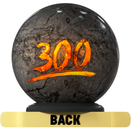OTB 300 GAME - THE ROCK