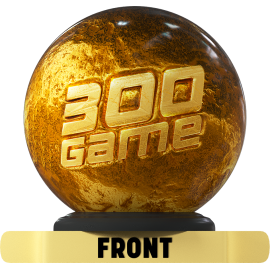 OTB 300 GAME - SOLID GOLD