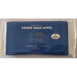 POWER HOUSE WASH WIPES